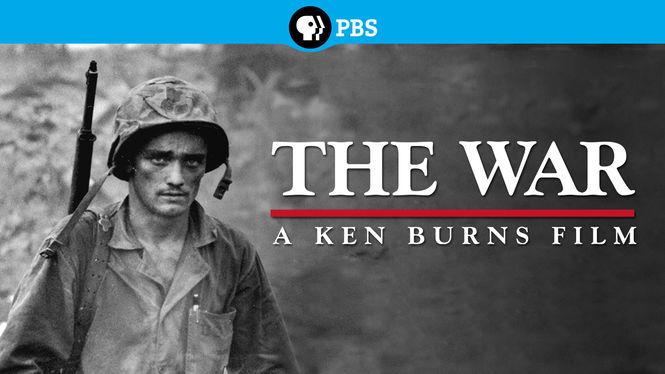Ken Burns: The War on Netflix AUS/NZ