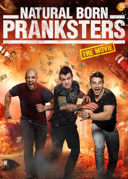 Natural Born Pranksters on Netflix AUS/NZ