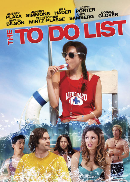 The To Do List on Netflix UK