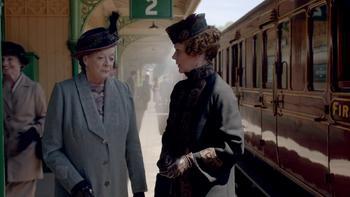 Episodio 7 (TTemporada 5) de Downton Abbey
