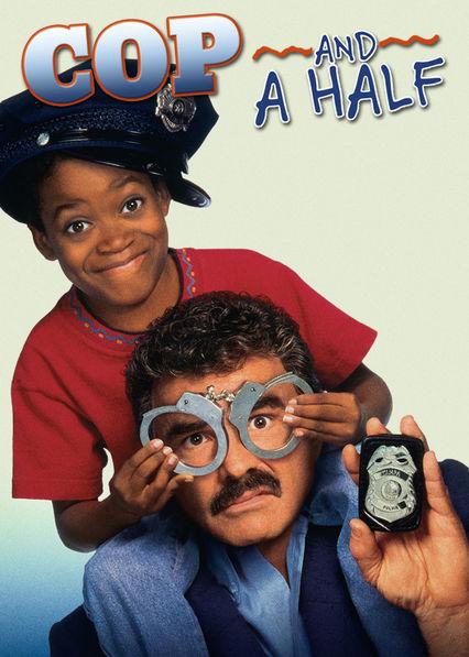Cop and a Half on Netflix Canada