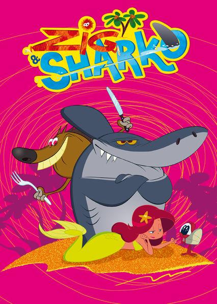 Zig & Sharko (Zig et Sharko)