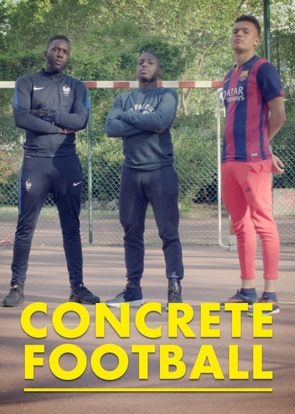 Concrete Football