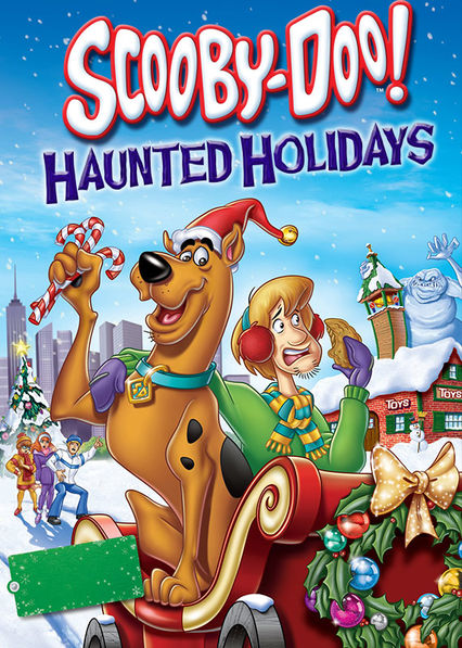 Scooby-Doo! Haunted Holidays on Netflix Canada