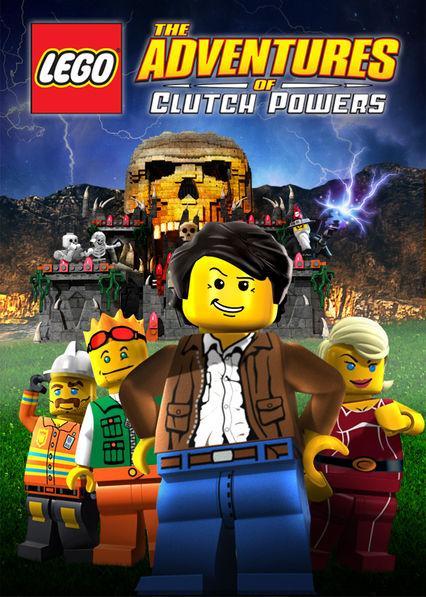 LEGO: The Adventures of Clutch Powers on Netflix UK