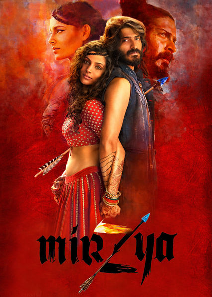 Mirzya on Netflix USA