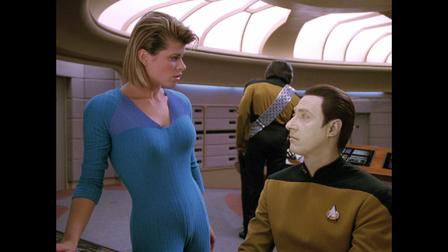 Star trek episode no adults are