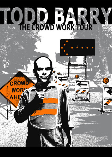 Todd Barry: The Crowd Work Tour on Netflix Canada