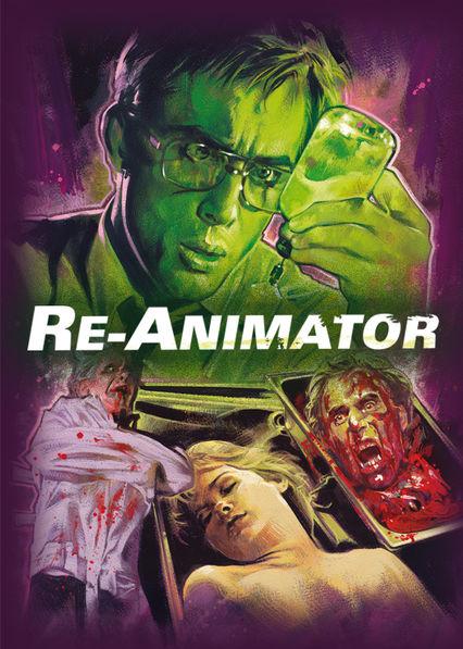 Re-Animator on Netflix UK