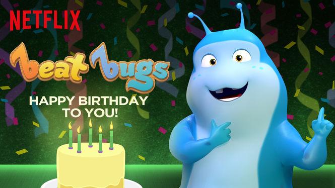 Beat Bugs: Happy Birthday to You! on Netflix AUS/NZ