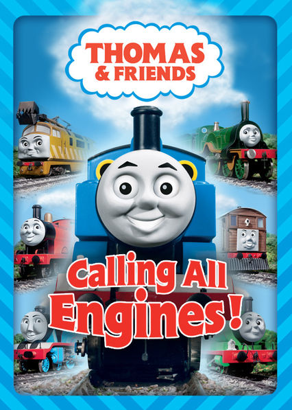 Thomas and Friends: Calling All Engines