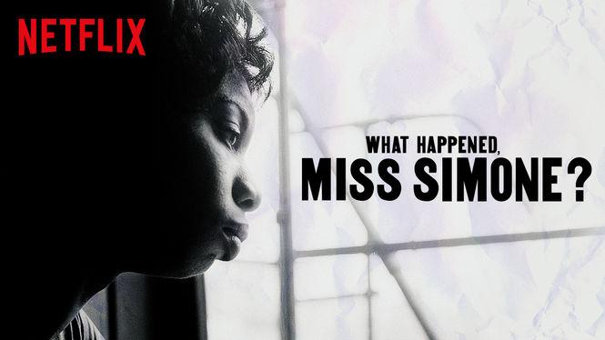 Locandina di What Happened, Miss Simone?