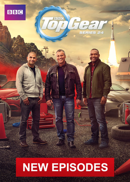 Top Gear on Netflix UK