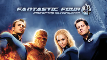Fantastic Four – Rise of the Silver Surfer