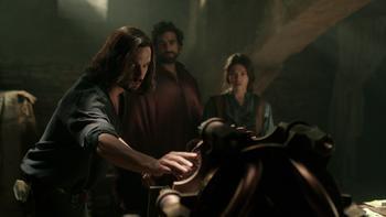 Episodio 9 (TTemporada 3) de Da Vinci's Demons
