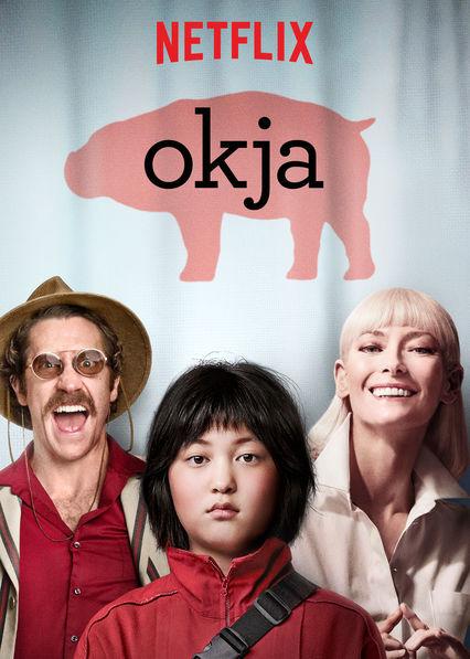 Okja on Netflix USA