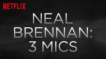 ニール・ブレナンと3本のマイク
