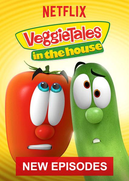 VeggieTales in the House on Netflix AUS/NZ