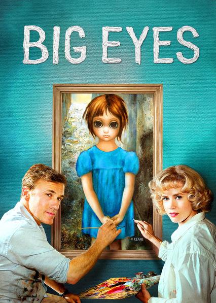 Big Eyes on Netflix Canada