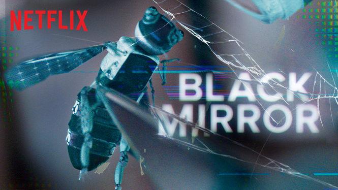 Locandina di Black Mirror