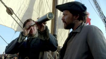 Episodio 4 (TTemporada 4) de Black Sails