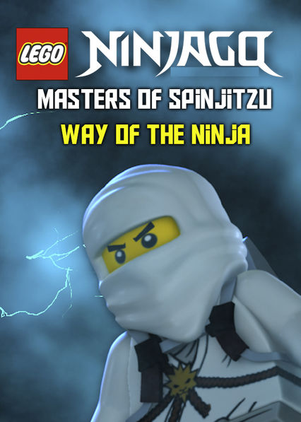 LEGO Ninjago: Masters of Spinjitzu: Way of the Ninja on Netflix AUS/NZ