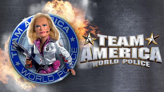 Team America: World Police on Netflix AUS/NZ