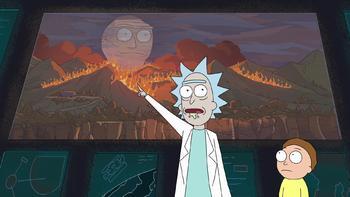 Episodio 5 (TTemporada 2) de Rick and Morty