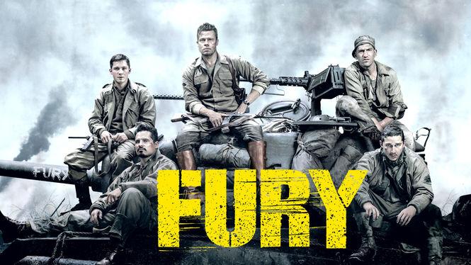 Fury on Netflix AUS/NZ
