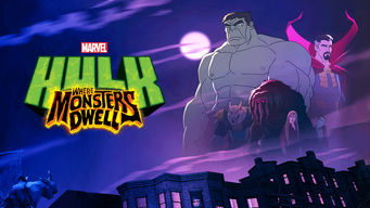 Marvel's Hulk: Where Monsters Dwell