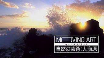 ムービング・アート - 自然の芸術: 大海原