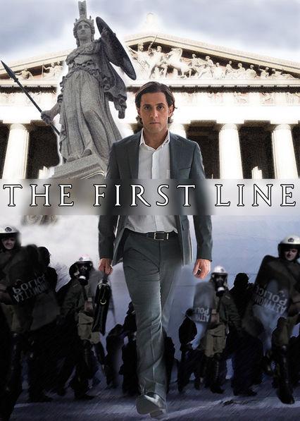 Carátula de The First Line