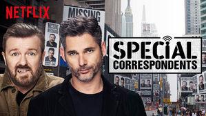 ... Special Correspondents ...