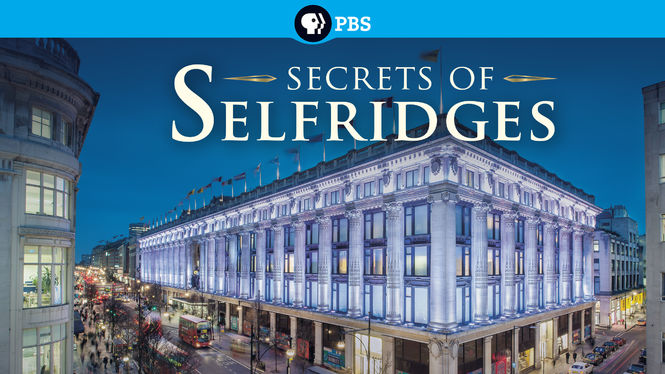 Secrets of Selfridges on Netflix USA