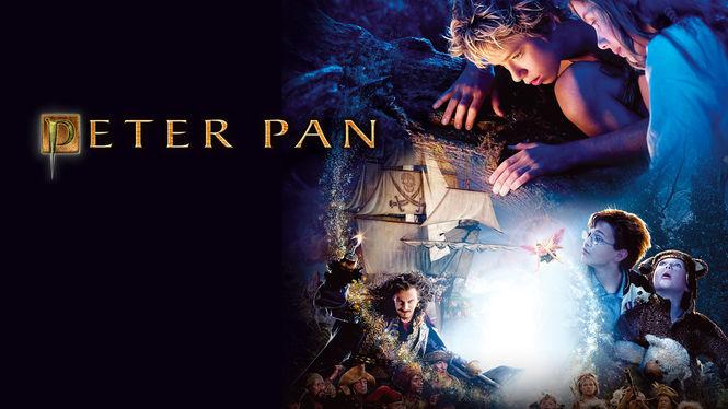 Locandina di Peter Pan