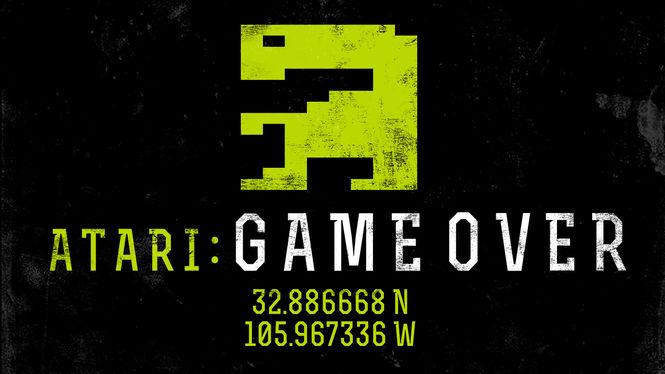 Locandina di Atari: Game Over