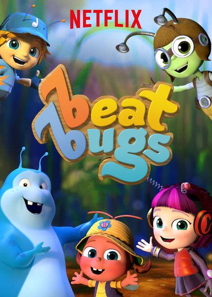 Carátula de Beat Bugs