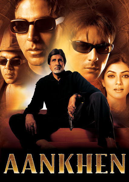 Aankhen on Netflix USA