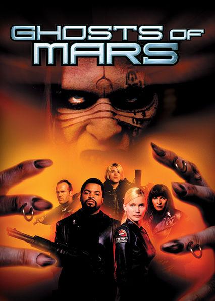 Ghosts of Mars on Netflix UK
