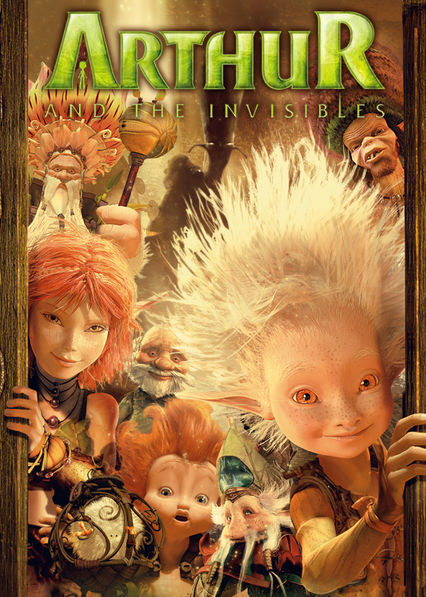 Arthur and the Invisibles on Netflix USA