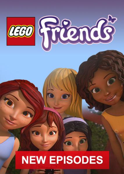LEGO: Friends