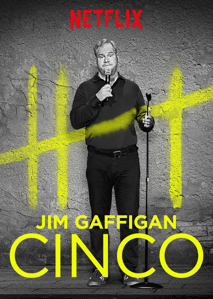 Jim Gaffigan: Cinco on Netflix USA