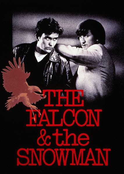 The Falcon and the Snowman on Netflix UK