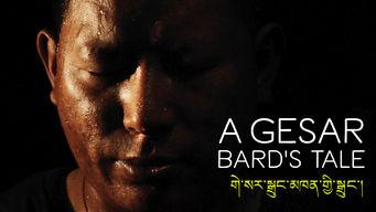 A Gesar Bard's Tale