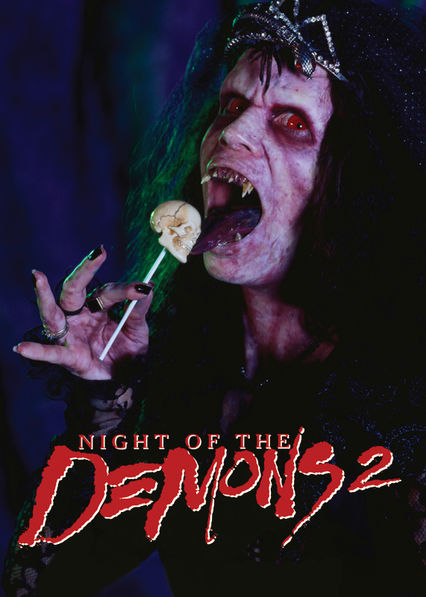 Night of the Demons 2 on Netflix UK