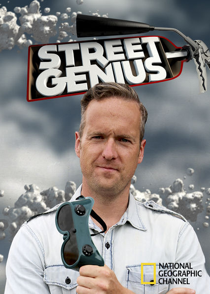 Is 'Street Genius' available to watch on Netflix in America