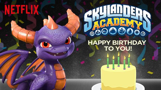 Skylanders Academy: Happy Birthday to You! on Netflix AUS/NZ