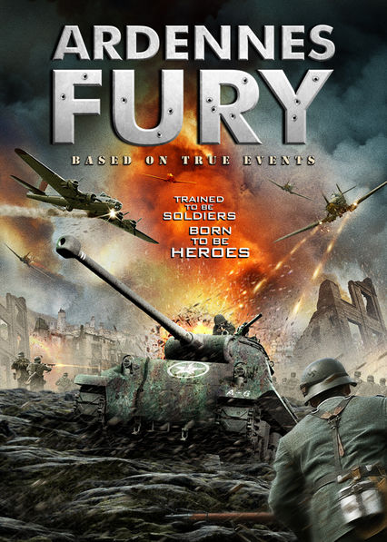 Ardennes Fury on Netflix USA