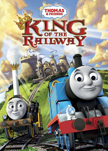 Image result for thomas and friends netflix