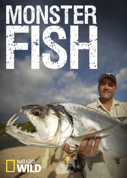 Monster Fish on Netflix USA